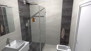 Moderní světlá koupelna_5