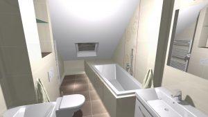 Moderní veselá koupelna_5