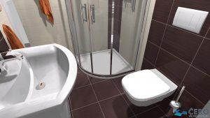 Moderní světlá koupelna_14