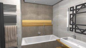 Moderní koupelna-7