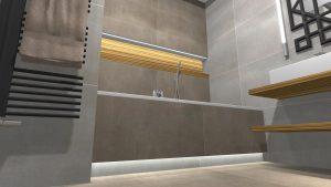 Moderní koupelna-12