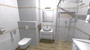 Moderní světlá koupelna_6