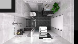 Moderní koupelna-4