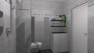 Moderní koupelna-6