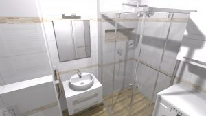 Moderní světlá koupelna_4