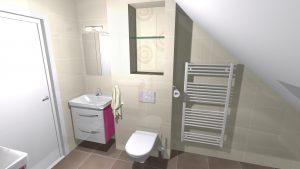 Moderní veselá koupelna_6