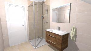 Moderní veselá koupelna_11