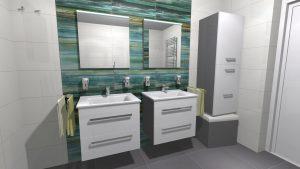 Moderní veselá koupelna_14
