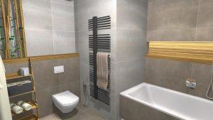 Moderní koupelna-11