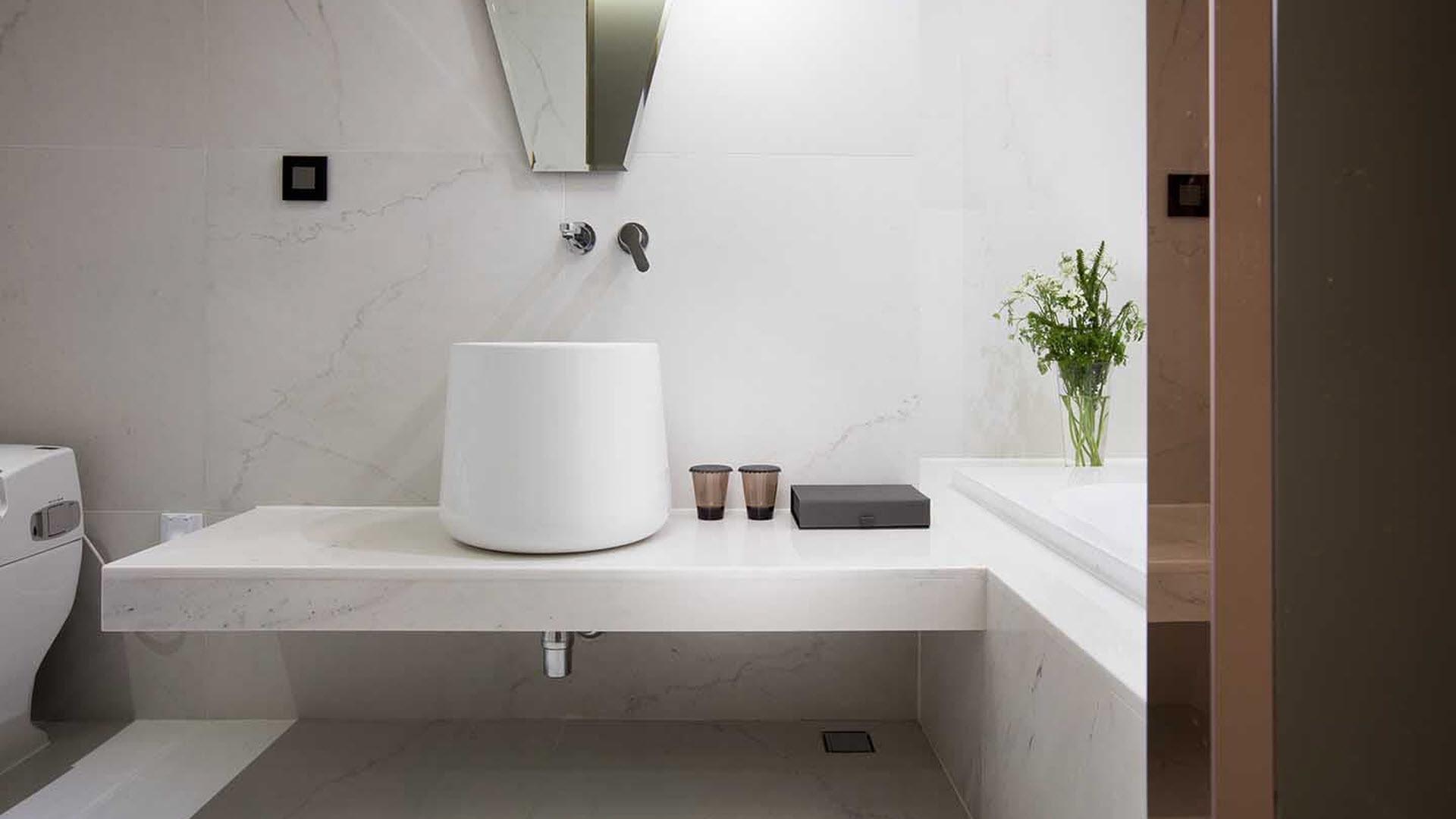Koupelnové umyvadlové desky   Výroba   Koupelny ČERO
