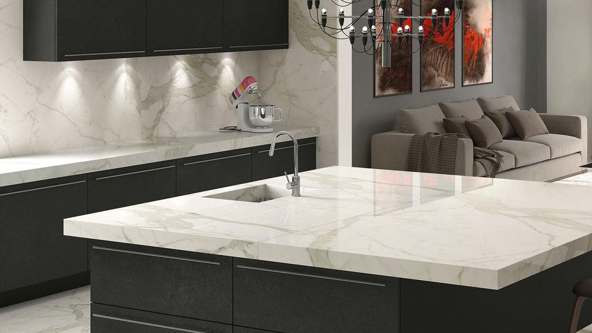 Kuchyňské pulty   Speciální výroba   Koupelny ČERO