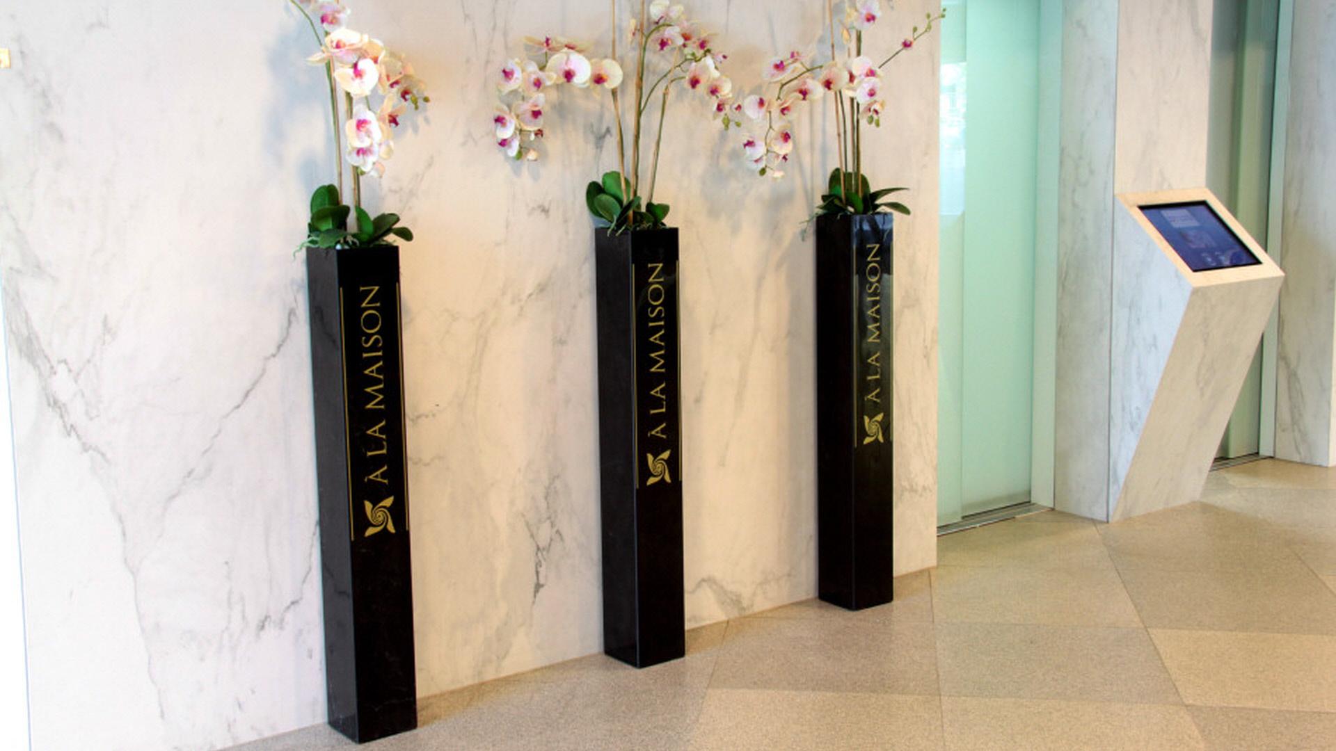 Květináče, popelníky, odpadkové koše   Koupelny ČERO